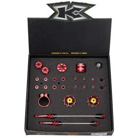 KCNC Tuning Kit MTB rot